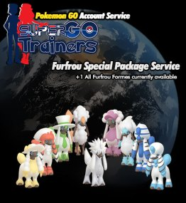 furfrou-special-package-pokemon-go-service