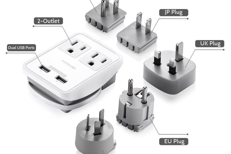 The Best Universal Travel Adapter