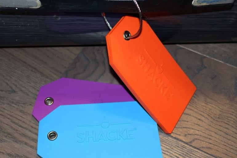 The Best Luggage Tags - Shacke