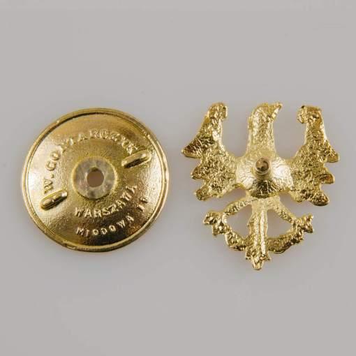 Odznaka Orzeł Śląski - Herb Piastów Górnośląskich