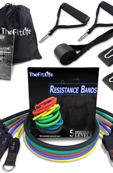 Exercise and Resistance Band