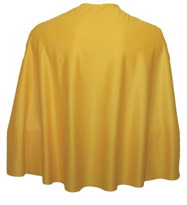 Yellow Cape Custom made Superhero Capes