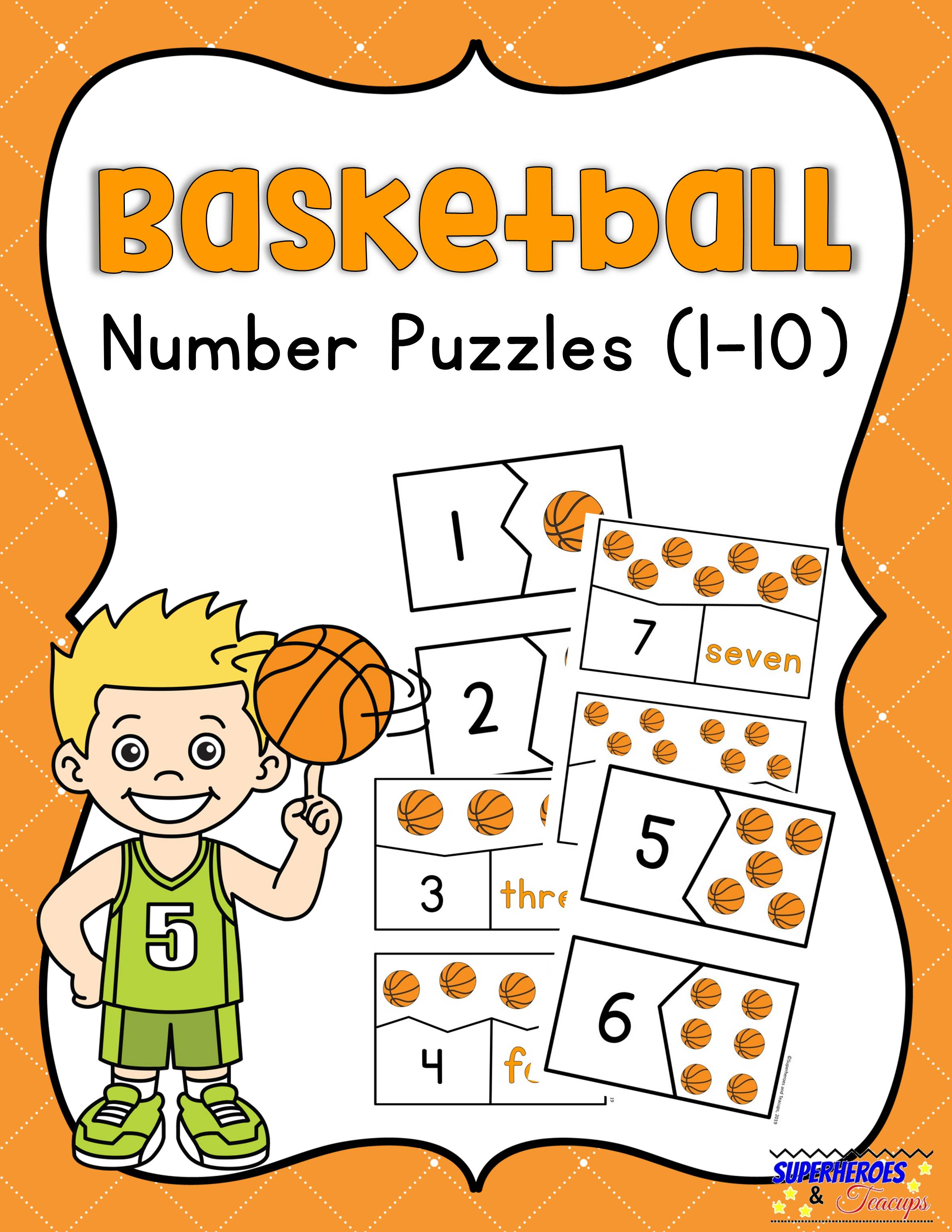 Best Free Printable Number Puzzles