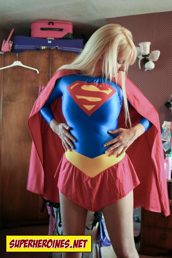 Super Jamie - Superheroine Blog