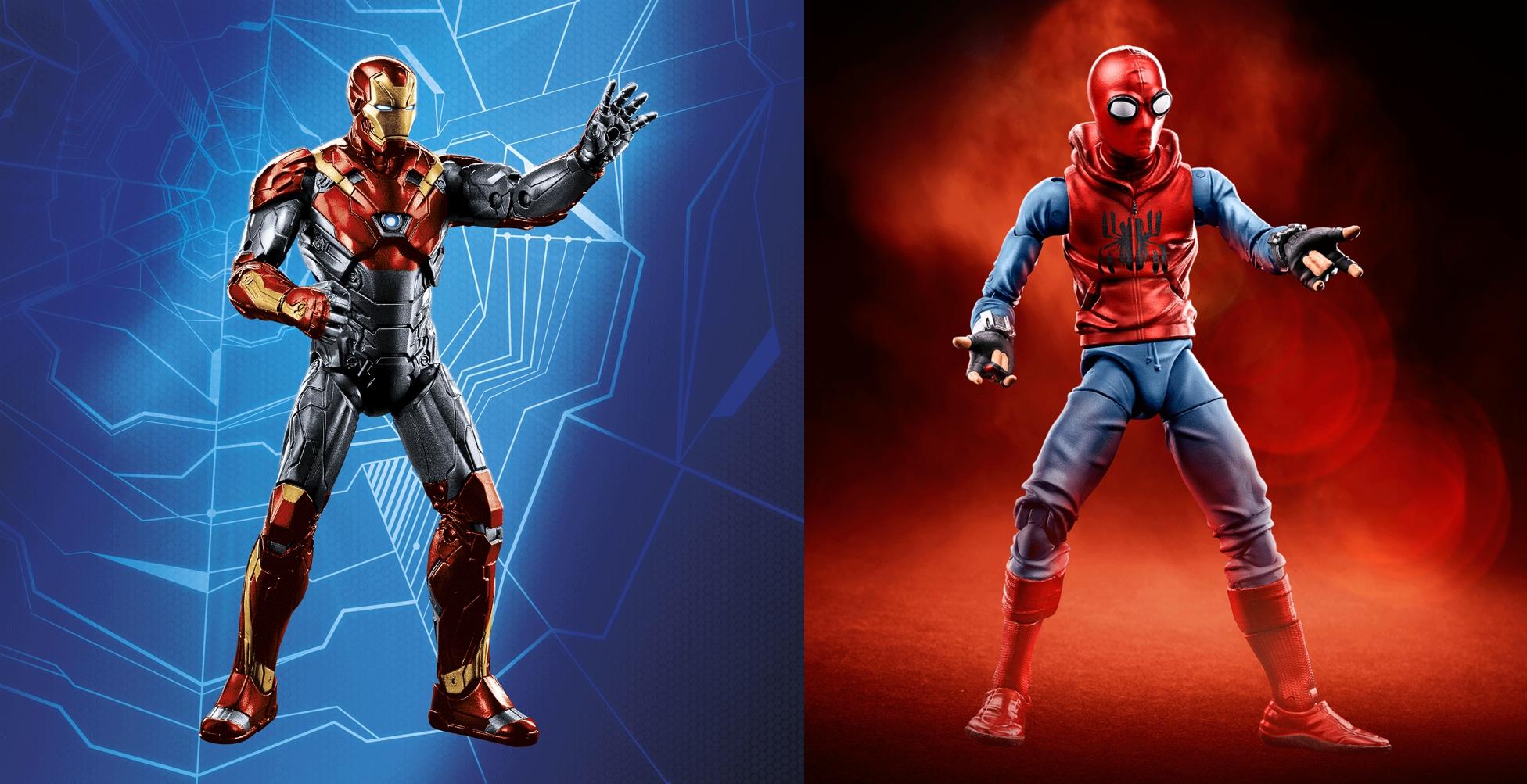Iron Man Spidey Original Homecoming