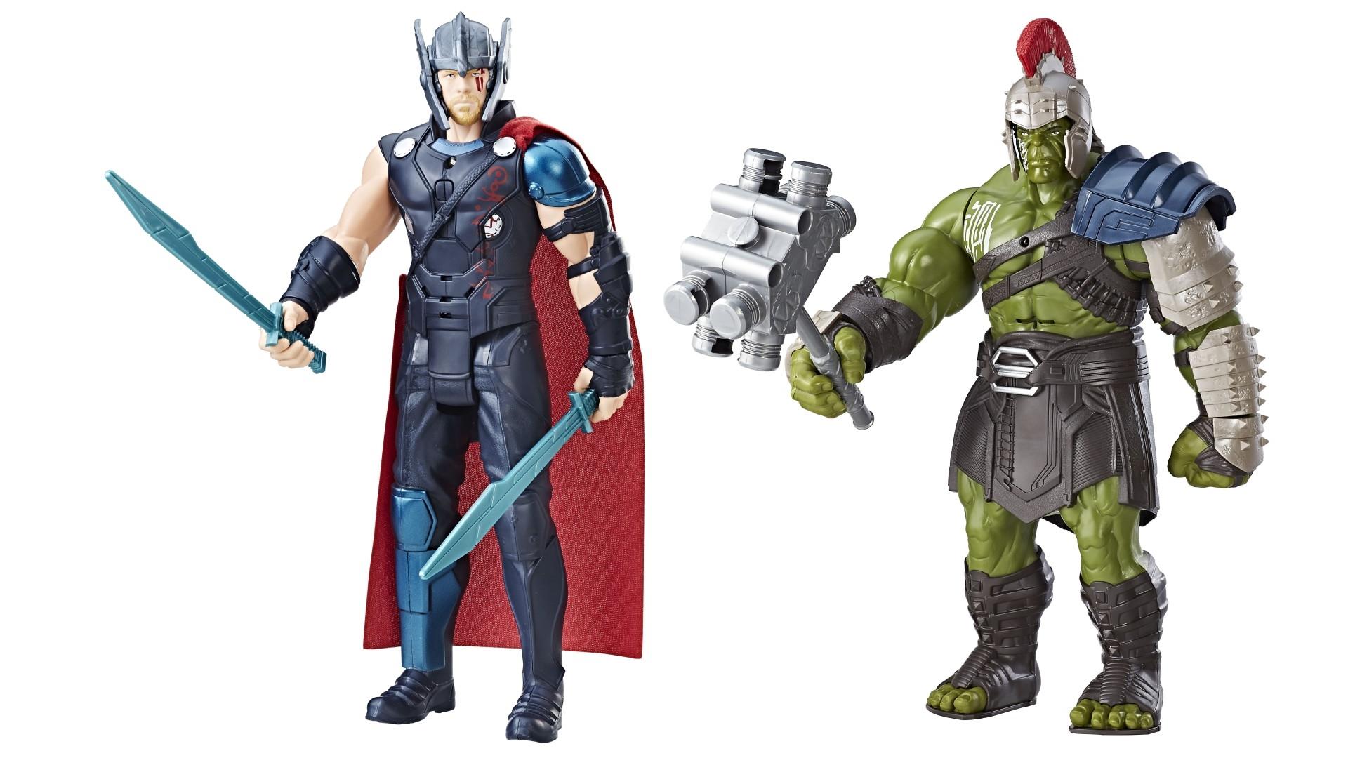 Hasbro Thor Ragnarok Fall