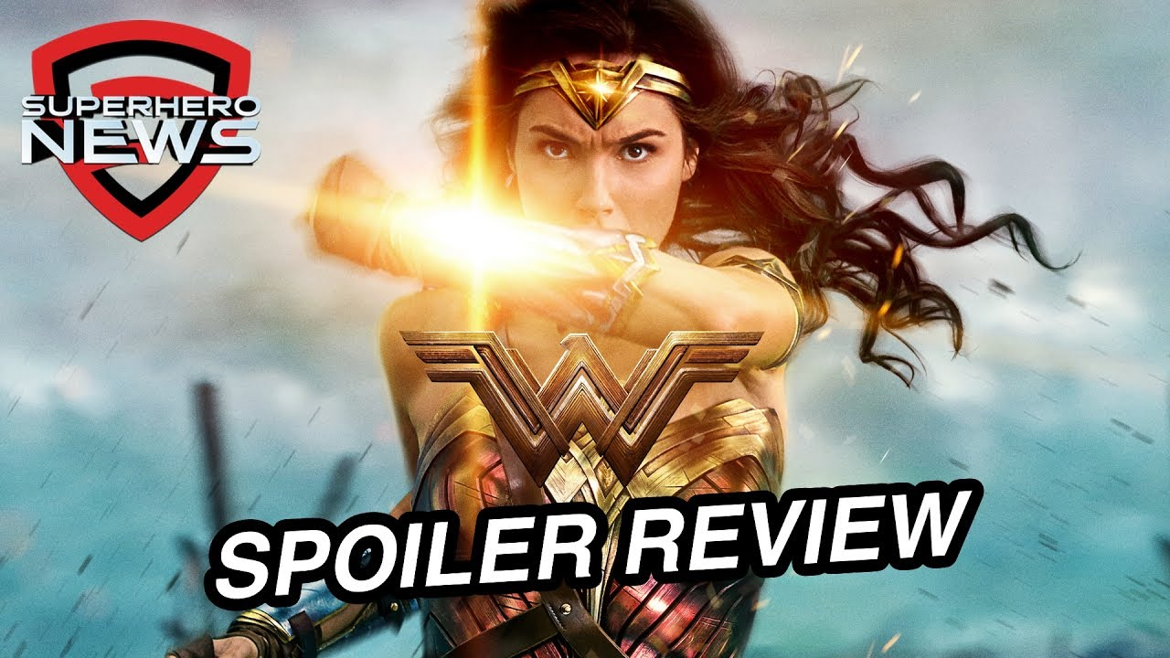 'Wonder Woman' — what did you think?