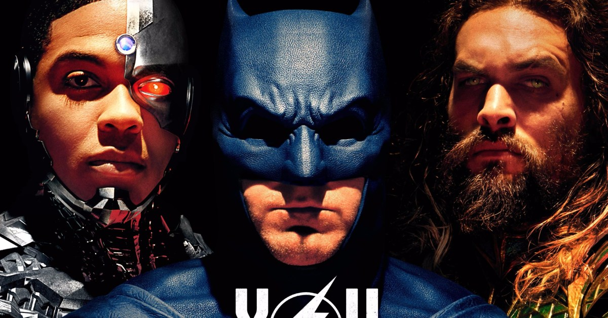 justice league comiccon poster you cant save the