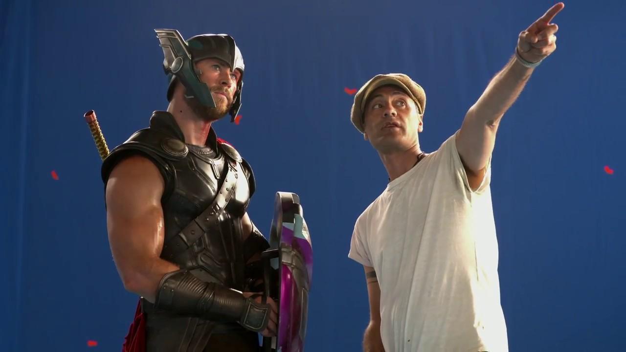 Thor Ragnarok BTS Featurette