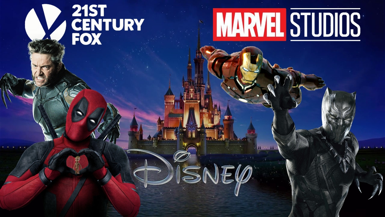 Disney Fox deal announcement