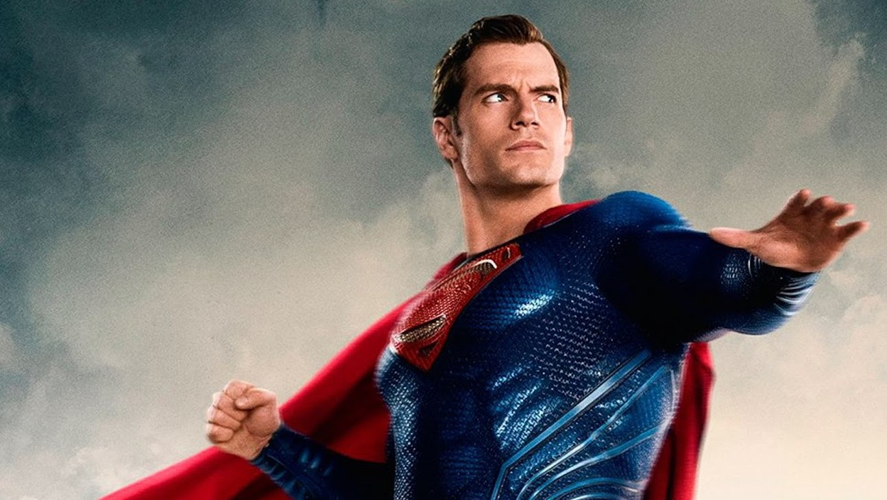 Superman Justice League Henry Cavill