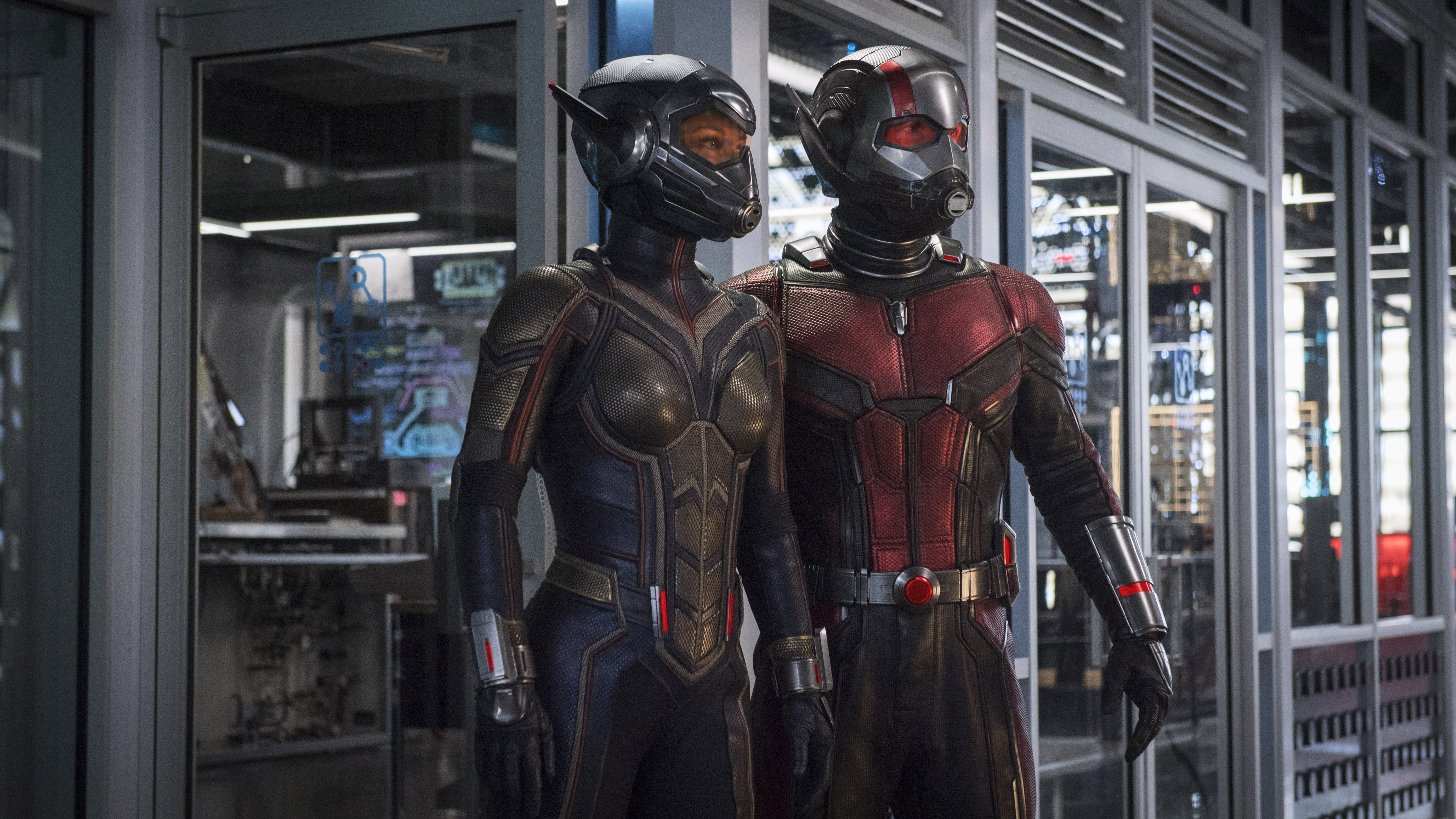 Ant-Man and the Wasp featured