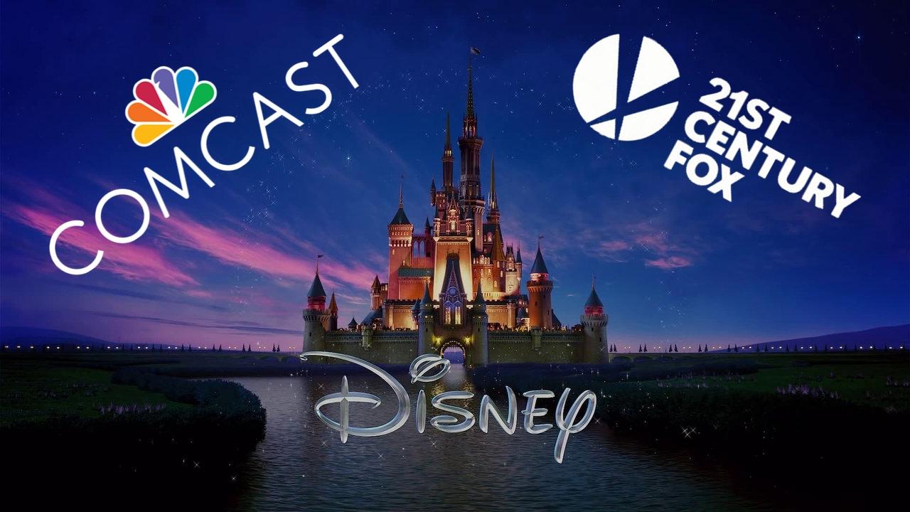Disney Fox Comcast