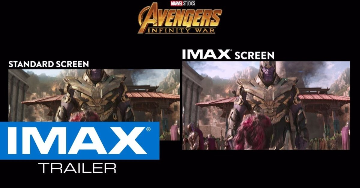 Avengers Infinity War Imax Video Shows 26 More Of The