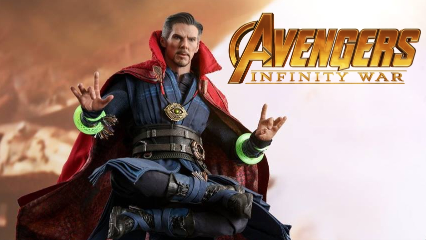 AIW Hot Toys doctor strange featured