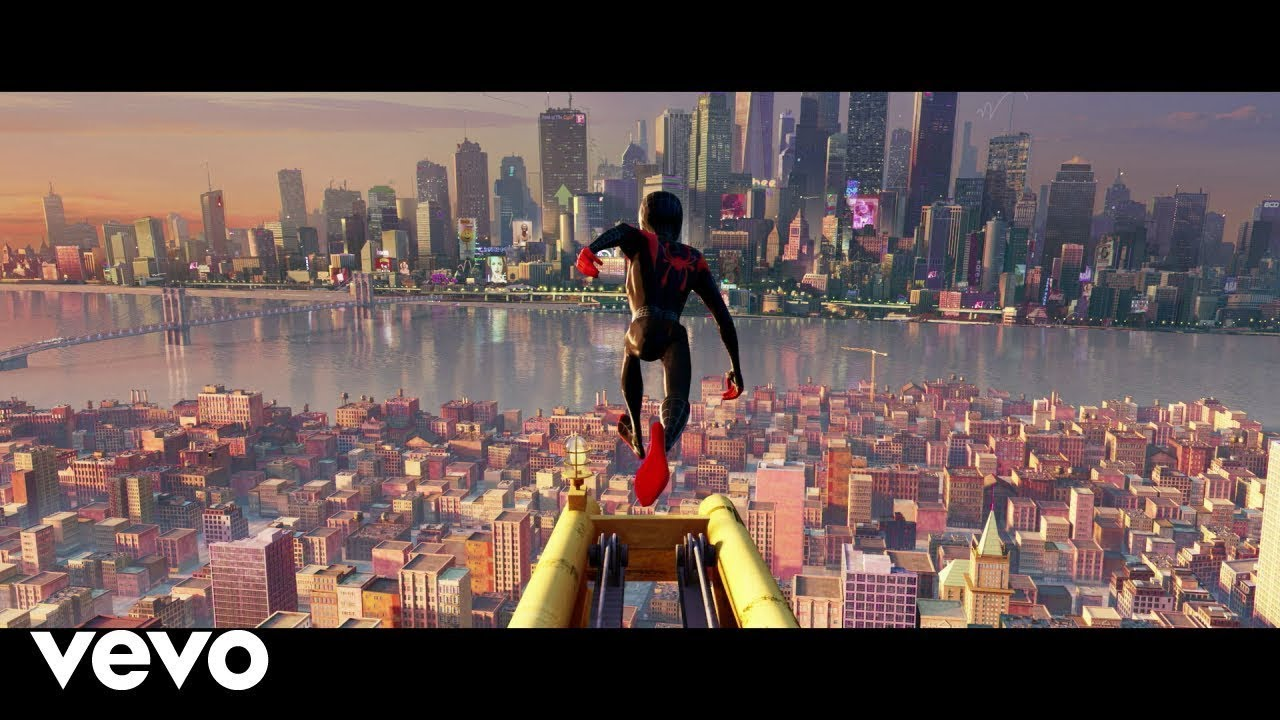 Image Result For Sunflower Spider Man Into The Spider Verse Post Malone Swae Lee