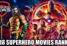 From 'Black Panther' to 'Aquaman': All 2018 Superhero Movies Ranked