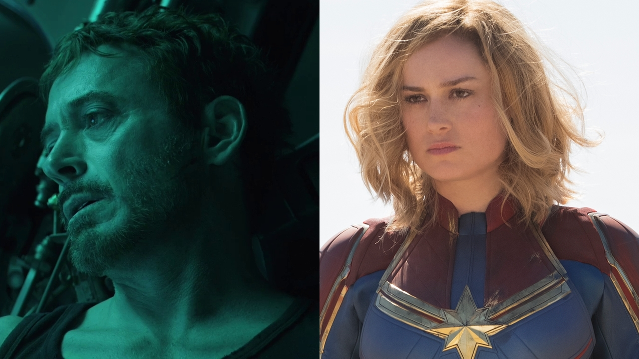 �avengers endgame� and �captain marvel� top fandango poll