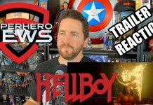 """'Hellboy' Official Trailer """"Smash Things"""" – Reaction"""