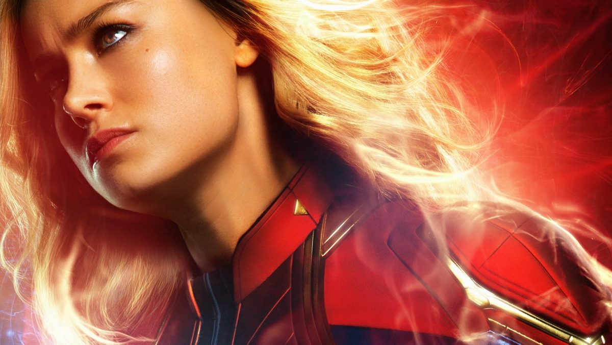 Captain Marvel Gets A New International Poster From Marvel Studios