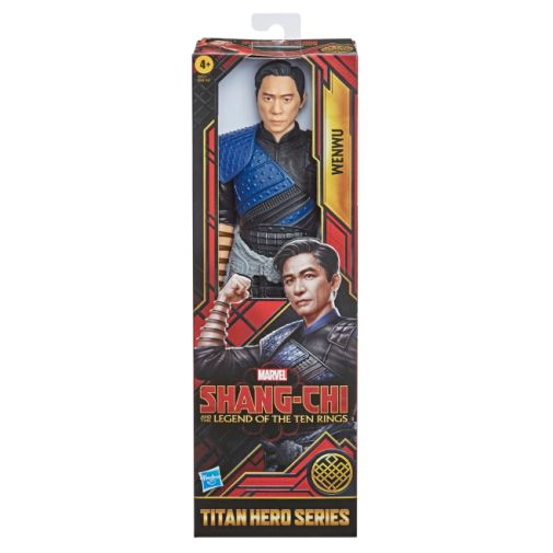 Hasbro - Marvel - Titan Figure - Shang-Chi - Wenwu - 04