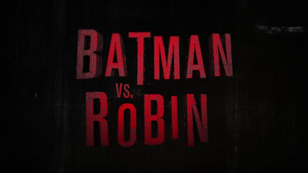 Batman vs. Robin (2015)