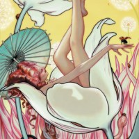 James Jean et l'art de la cover