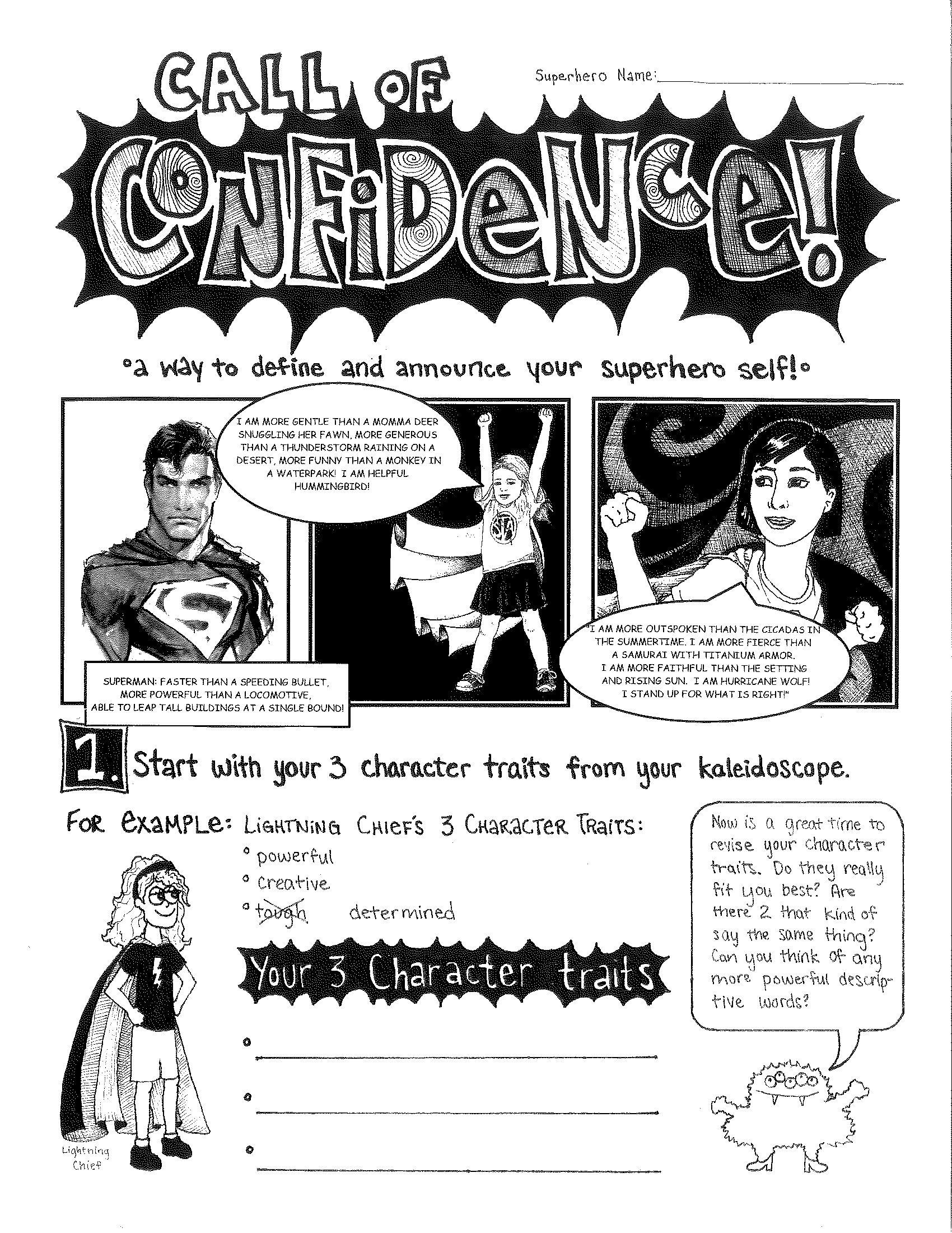 Superhero Community