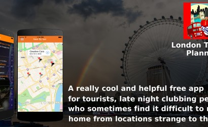 LondonTravelPlanner – Best Free London App