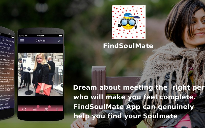 Find-Soul-Mate matchmaking app
