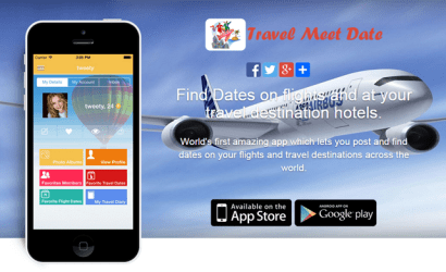 Travel Meet Date – Find Dates on flights and at your travel destination hotels