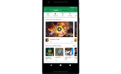 Google Play Store now allows trying apps without downloading