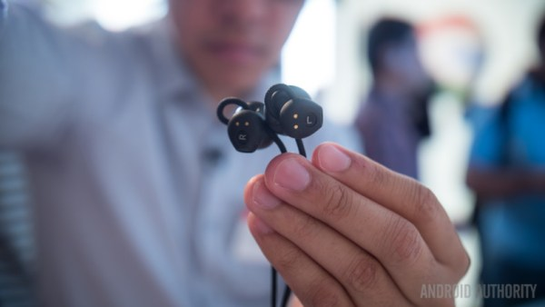 Our first look at the Google Pixel Buds