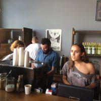 Angefetteter Kaffee von Janis