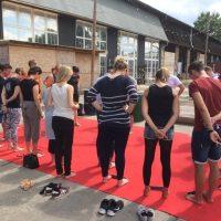 Barefoot Workshop mit Emanuel Bohlander