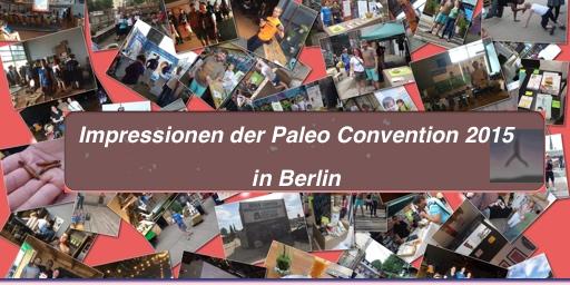 Impressionen der Paleo Convention 2015 in Berlin