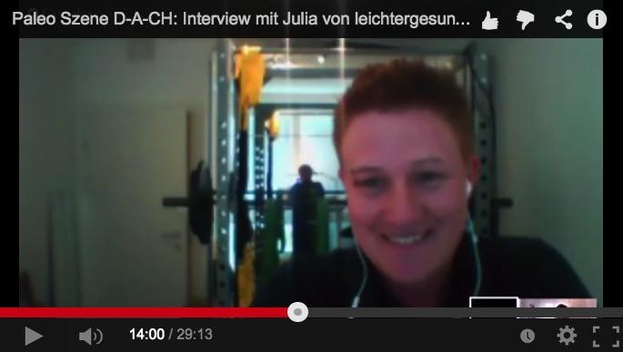 Video Interview mit Julia