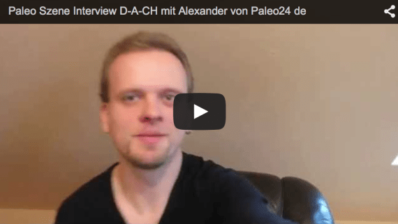 Video Interview mit Alexander von paleo24.de