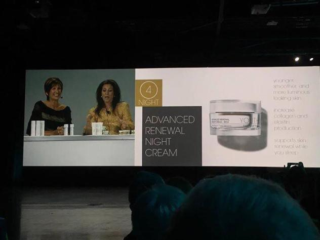 YOUTH ADVANCE RENEWAL NIGHT CREAM