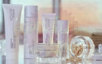 YOUTH SkinCare By Shaklee 100% Natural & Parabens FREE