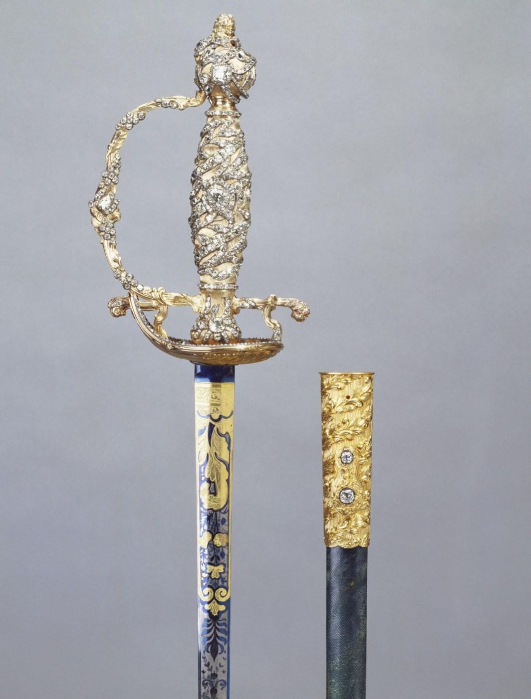 Beşinci george un kılıcı