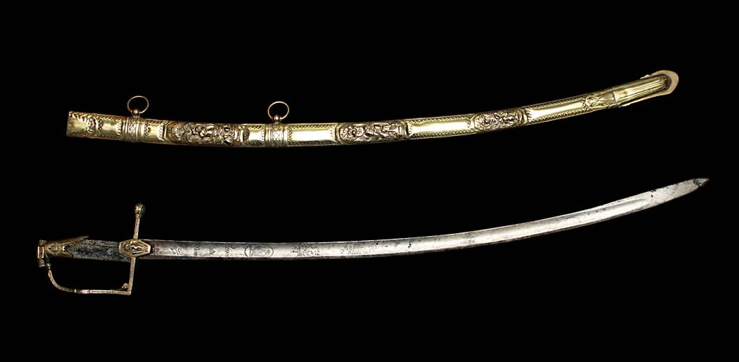 Napolyon bonapart'ın kılıcı