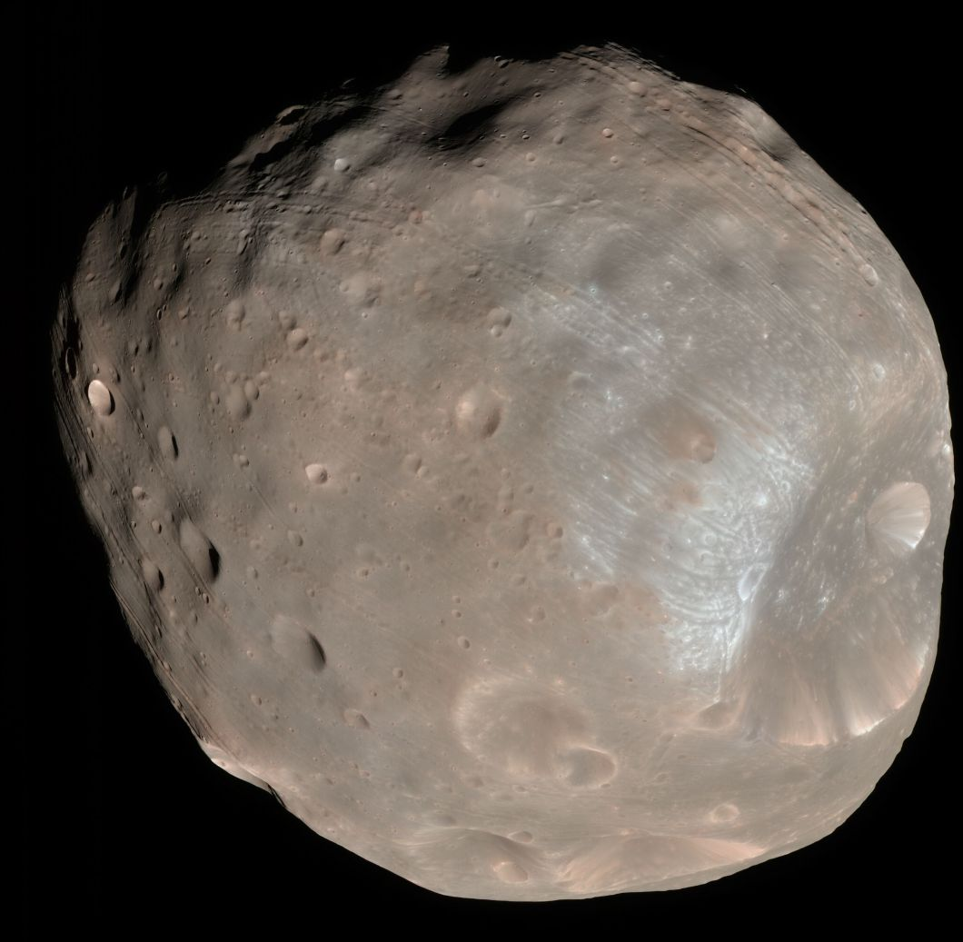 Marsın uydusu Fobos