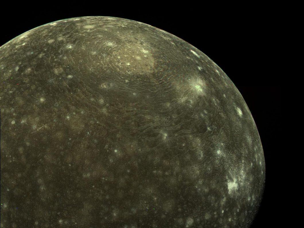 Jüpiterin uydusu Kalisto
