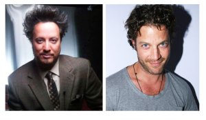 Tsoukalos and Berkus have crazy hair
