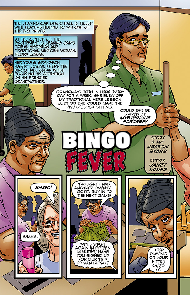 Bingo Fever #07-02