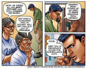 Bingo Fever #7 Page 4A