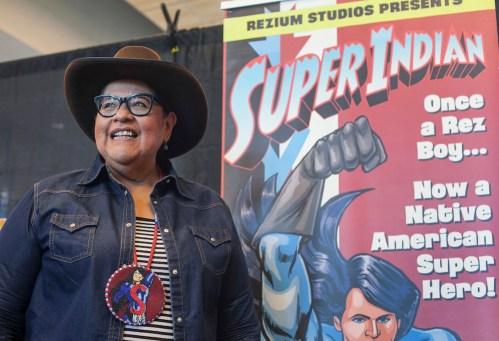 Arigon at Indigenous Comic Con 2017