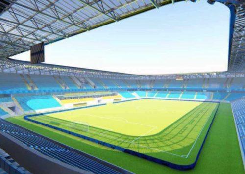 Novi stadion Zmajeva: Pogledajte kako će izgledati BiH Arena