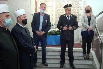 Dan policije ZDK: Odata počast poginulim pripadnicima MUP-a